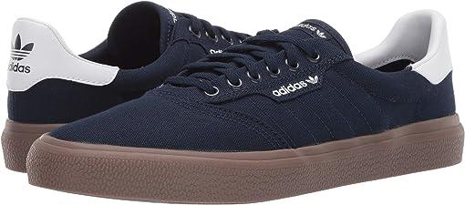 Collegiate Navy/Footwear White/Gum 5