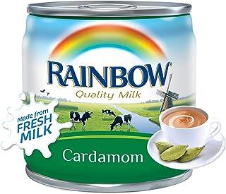 Rainbow Cardamom Evaporated Milk With Vitamin D, 170 gm