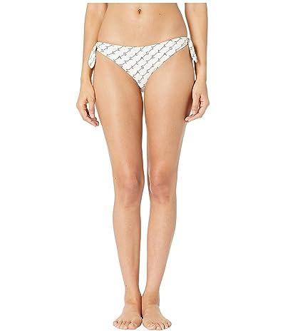 Stella McCartney Monogram Classic Bikini (Ivory) Women