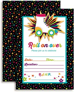 Best skating party invitations Reviews