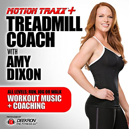 Treadmill Coach, Vol  2 - Workout Music Plus Coaching by Amy Dixon