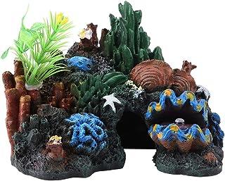 Coral Decor, Coral Cave Decor Dekoracyjna żywica Ryba niewoda do akwarium