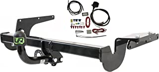 Umbra Rimorchi Fixed Swan Neck Towbar with 7 pin Bypass Relay for Opel Vauxhall Insigna Sports Tourer Estate 2008-2016 UT280COR58ZFM//WU800UK2