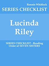 Lucinda Riley - SERIES CHECKLIST - Reading Order of SEVEN SISTERS