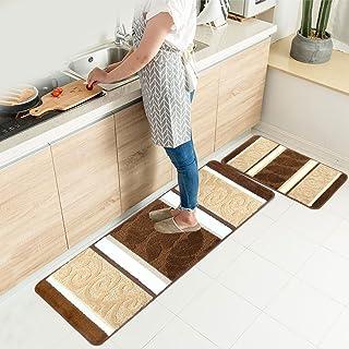 Amazon.com: kitchen rug sets - HEBE