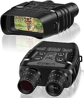 Taotuo Night Vision Binoculars Digital Infrared Camera Large Viewing Screen HD Image & Video Night Vision Goggles Spy Gear...