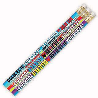 Musgrave Pencil Co MUS2283D Believe In Yourself Art and Craft Pencil