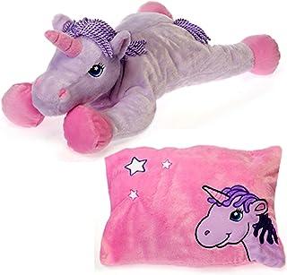 Fiesta Peek-a-Boo Plush 18'' Unicorn