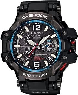 Casio G-Shock Gravity Master Hybrid GPS Black/Blue GPW-1000-1A