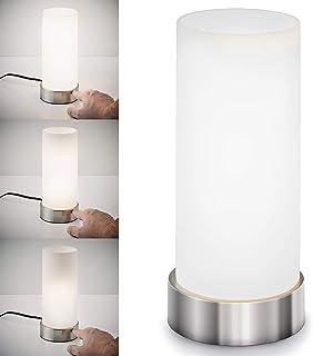 Lámpara de mesa táctil máx. 40 W E14, Altura 245 mm Ø