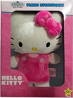 Hello Kitty Zoobies Book Buddies Plush Storybook, 0+