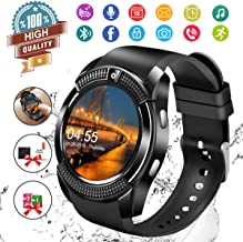Smart Watch,Android Smartwatch Touch Screen Bluetooth Smart Watch for Android Phones..