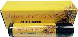 Dưỡng môi căng – Active Bee Venom Lip Plumper with Manuka Honey, Shea Butter, Grape Seed Oil, Cocoa Butter, 4.5 Gram