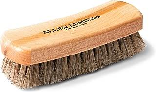 allen edmonds horsehair brush