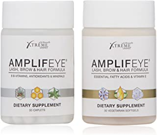 Sponsored Ad - Xtreme Lashes Amplifeye Lash, Brow & Hair Formula