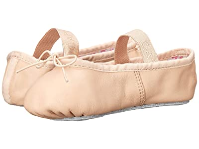 Capezio Kids Daisy 205T/C (Toddler/Little Kid) (Ballet Pink Leather) Girls Shoes