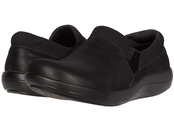 Alegria  Duette (Black) Womens  Shoes