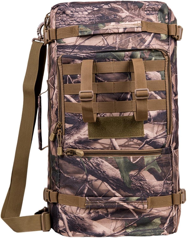 Outdoor waterproof backpacks Large capacity backpack for men and women  travel trekking rucksack Leisure sports bagD 60L