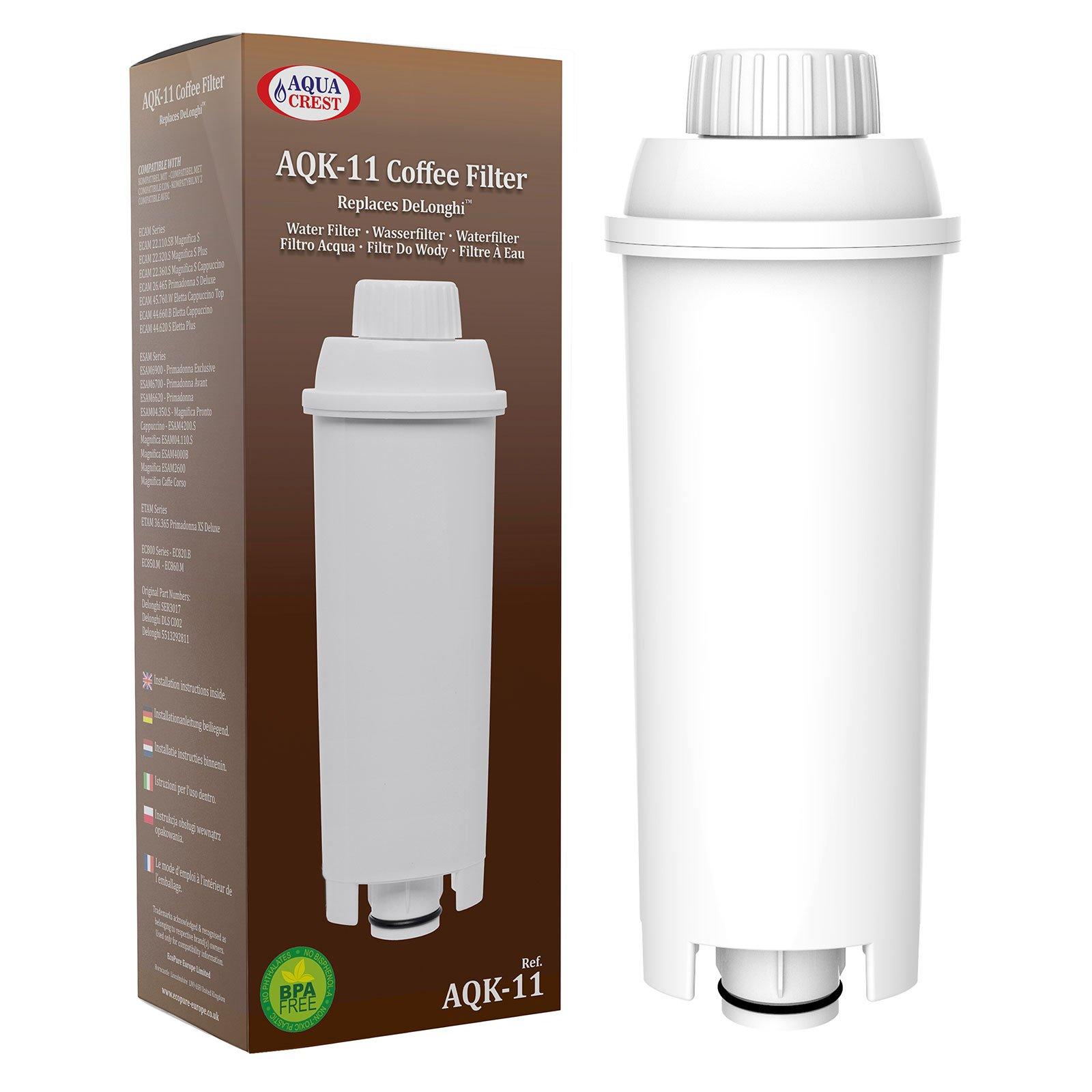 DLS C002 5513292811 DELONGHI Filtro Caffè Compatibile Ser3017