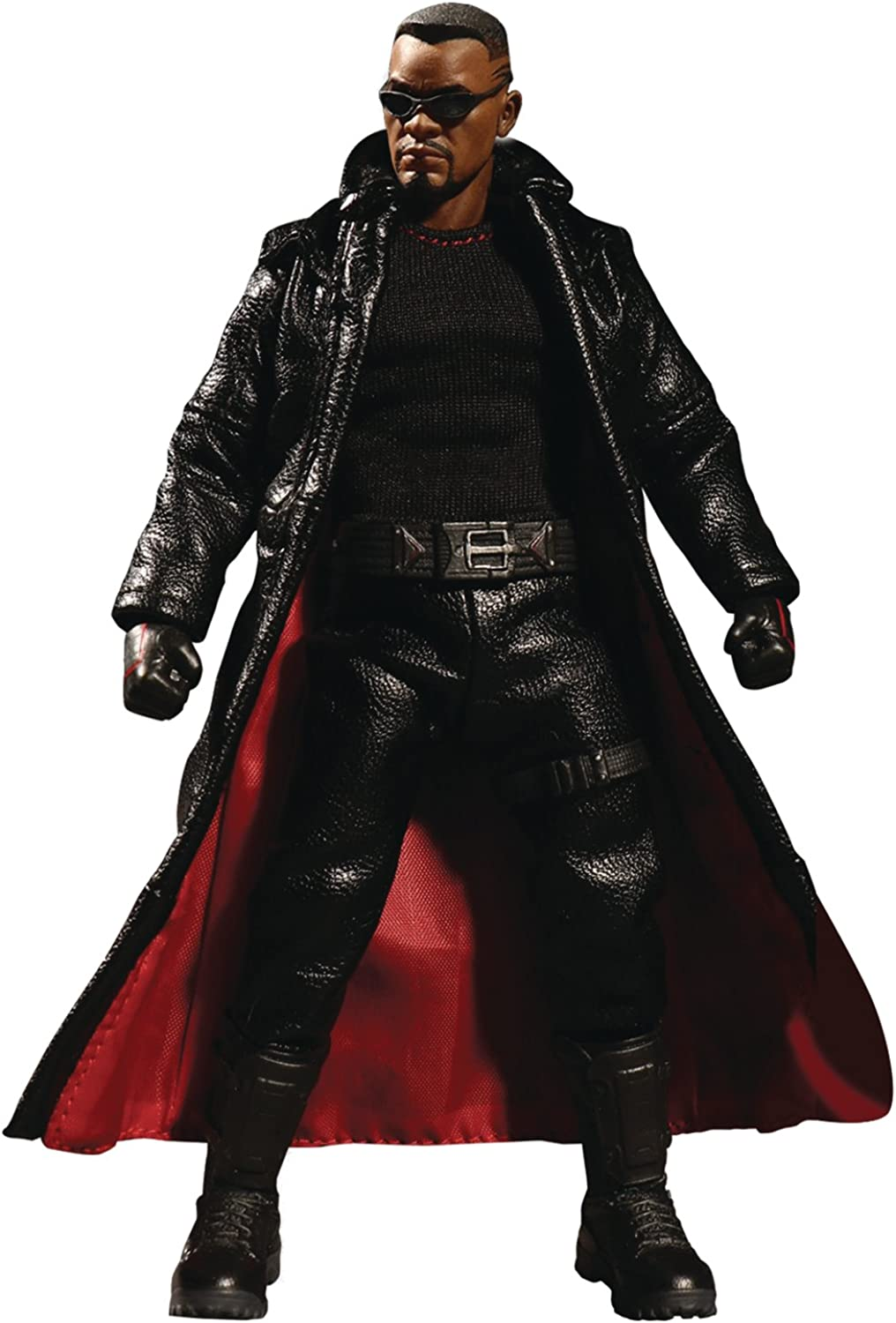 Mezco Toys One 12 Collective  Marvel Blade Action Figure