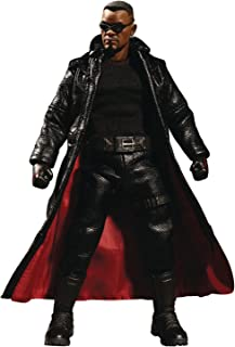 Mezco Toys One: 12 Collective: Marvel Blade Action Figure