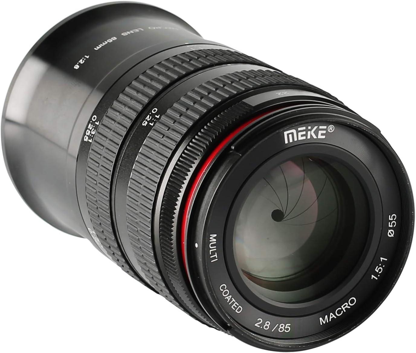 עדשת מאקרו 85mm f/2.8 MF עבור Canon (הר הר RF)