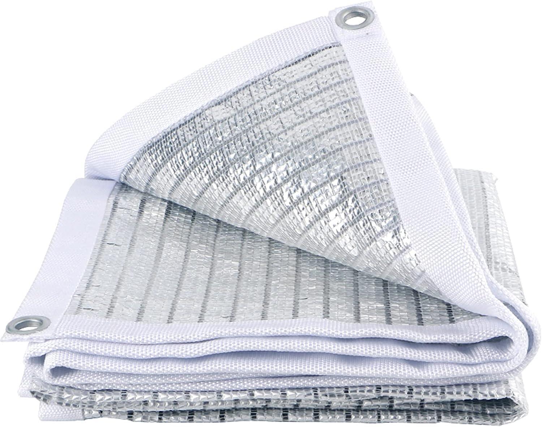WZHONG 75% Reflective Aluminum Max 61% OFF Max 81% OFF Foil Shade Cloth Greenhouses Pla