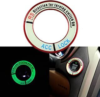glow in the dark ignition ring