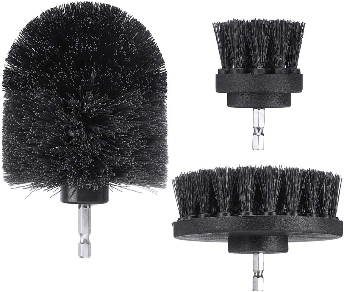 70% OFF Outlet Grout Power Scrubber specialty shop Cleansing Drill Combo Too Tub Brush Cleaner