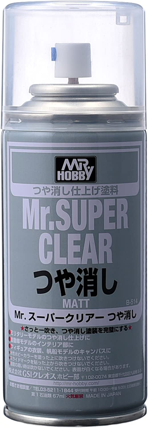 Mr. Super - Pack of Very popular Flat price Spray Clear Four