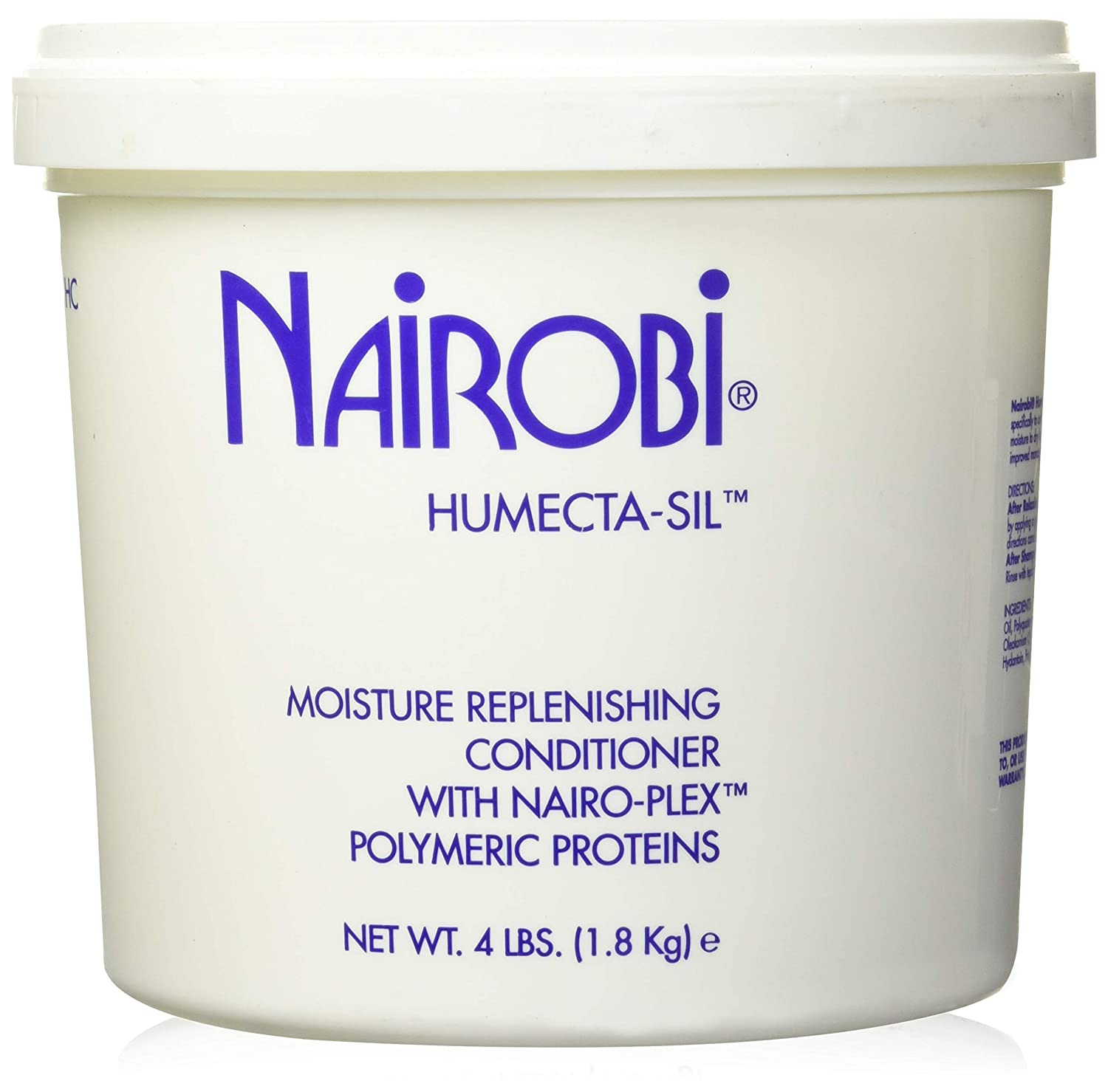 Nairobi Humecta-Sil Moisture by Replenishing Conditioner ギフ_包装 正規店