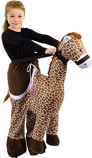 Tigerdoe Ride On Giraffe Costume - Animal Costumes for Kids - Zoo Costumes - Giraffe Costume