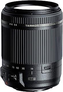 Tamron AF 18-200 mm F/3.5-6.3 XR Di II VC - Objetivo para cámara Canon (distancia focal 18-200mm, apertura f/3.5-6.3, esta...