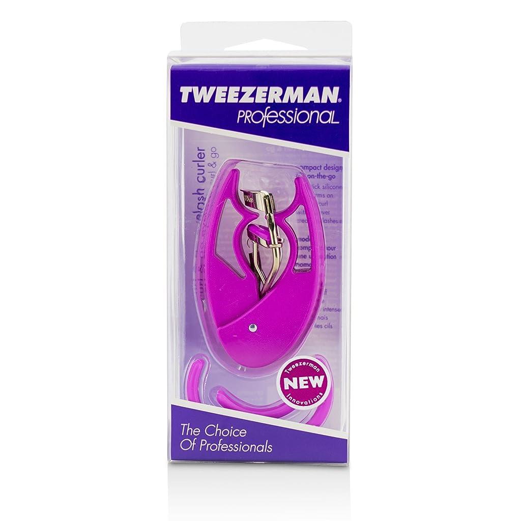 さびたモンク失業Tweezerman Professional - Curl & Go Eyelash Curler