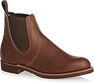red wing iron ranger lace length