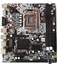 Anantek Motherboard 1150 H81 DDR3 HDMI for Intel 4th Generation i3 i5 i7 Pentium Celeron Xeon E3 Socket H3 LGA1150 MicroATX Board Desktop PC