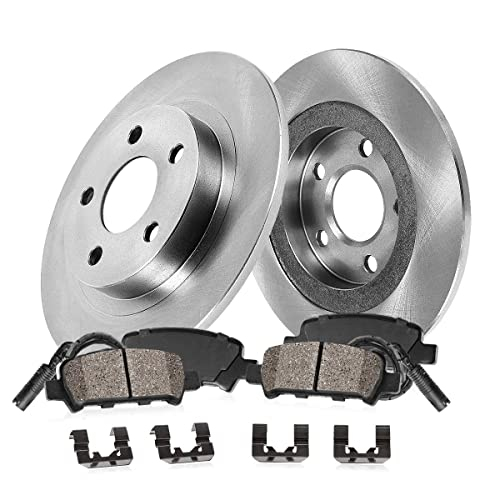 1993 525iT 1994-1995 530i 1989-1993 535i 1988 535is; Rear Bosch 15010069 QuietCast Premium Disc Brake Rotor For BMW: 1989-1995 525i