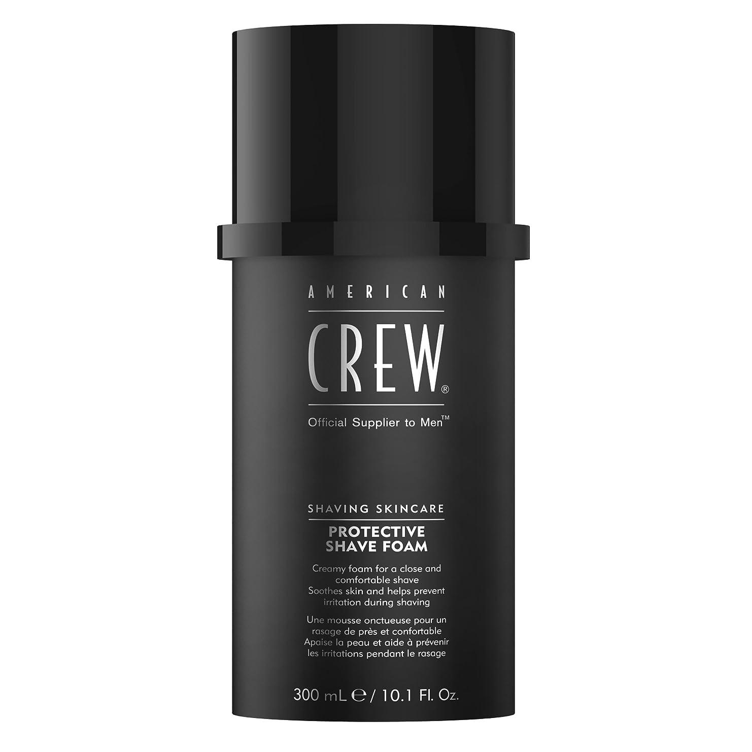 栄光の消費者エントリAmerican Crew Protective Shave Foam 300ml