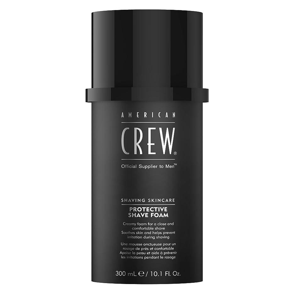 異形アマチュア誇大妄想American Crew Protective Shave Foam 300ml