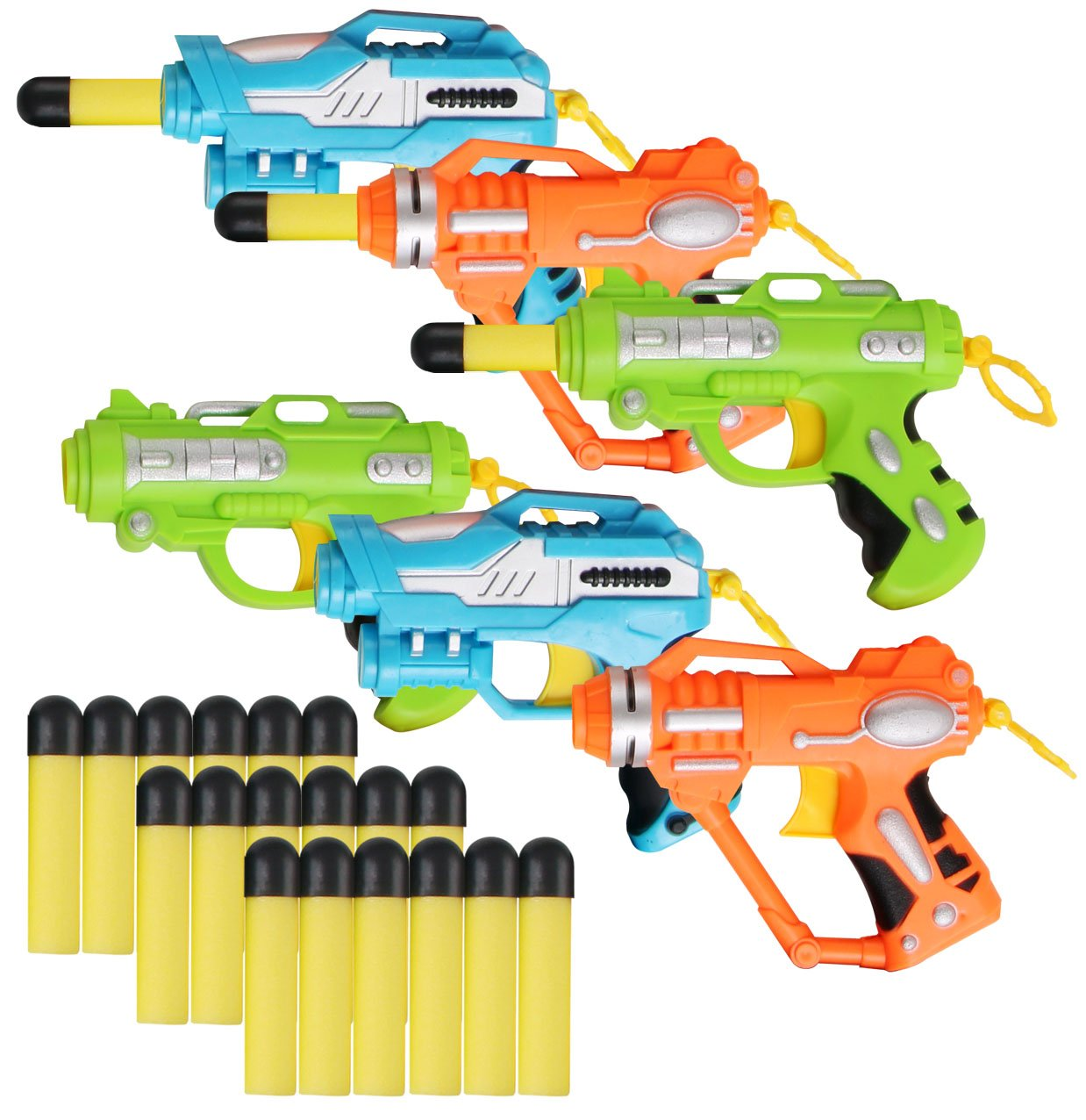 Liberty Imports Blasters Multi Favors