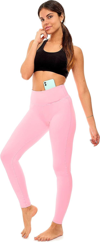 DEAR SPARKLE Thick Leggings High Waist Yoga Pants for Women Workout Slim Athletic Running Legging Plus Size Z3