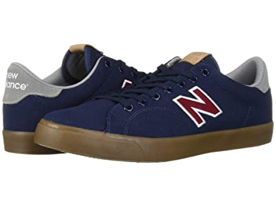 New Balance Numeric AM210 (Navy/Red) Men