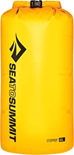 Sea to Summit Stopper Dry Bag, Yellow, 65 Liter