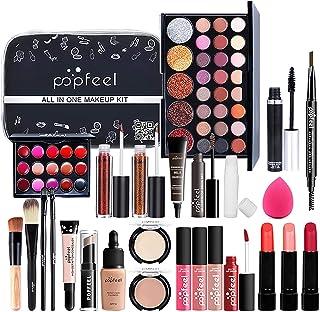 Makeup Set for Women Full Kit,Makeup Sets,Makeup Set with Eyeshadows Lipstick Concealer Cosmetics Kit