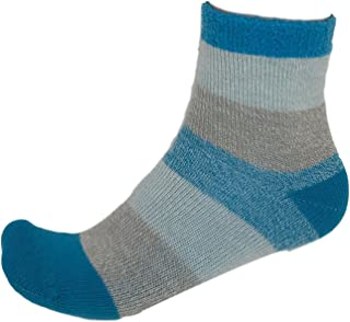Field and Stream Women's Cozy Cabin Socks Blue Stripe