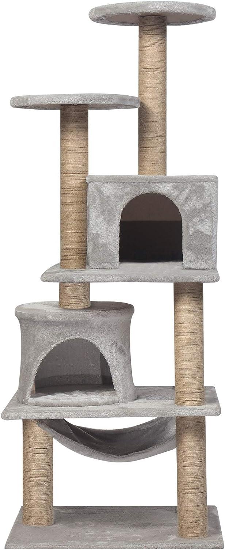 LONABR Cat Tree Arlington Mall Condo Direct stock discount Pet Activity Kitten Furniture Multi-Level