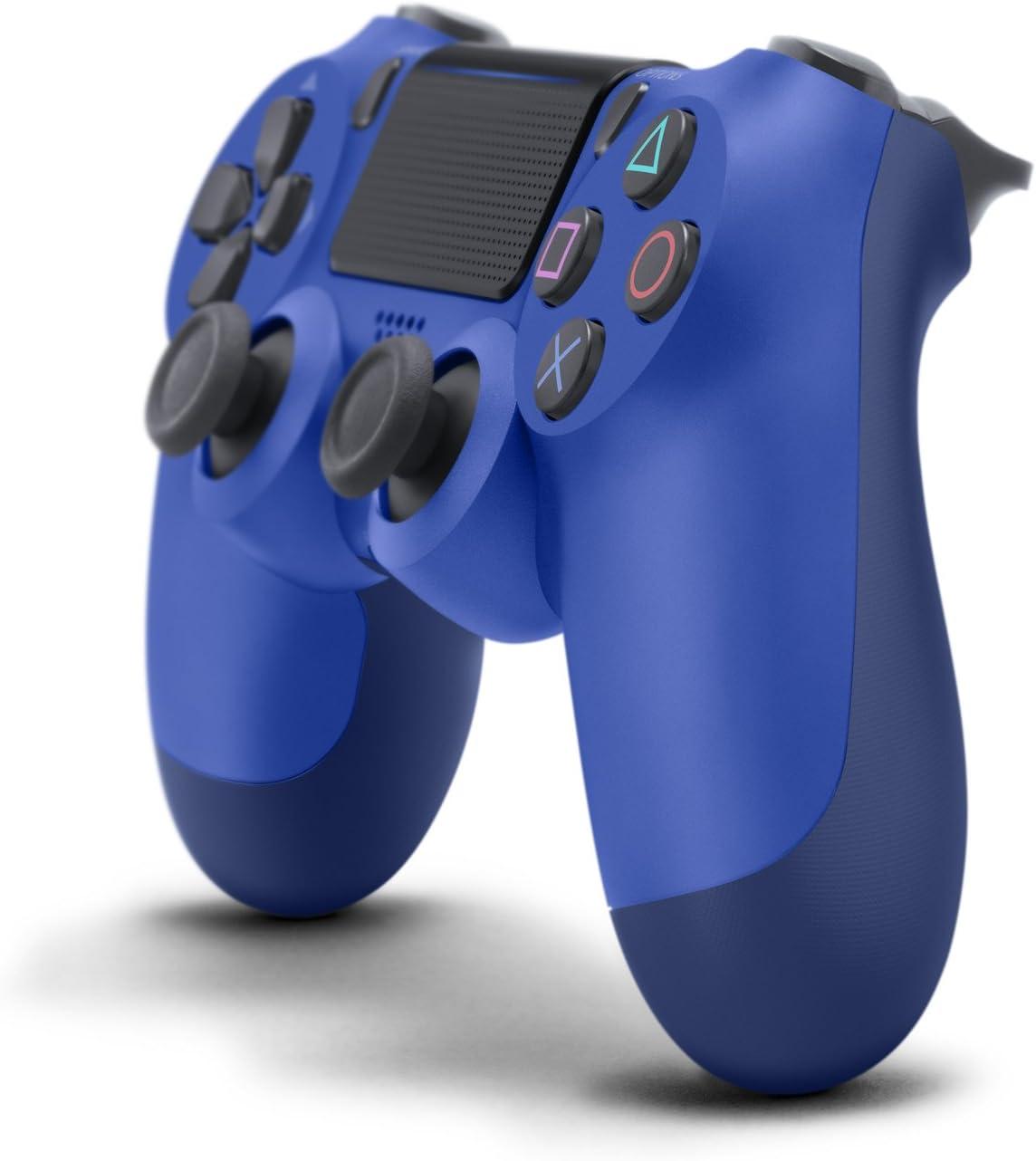 PlayStation 4 - DualShock 4 Wireless Controller, Schwarz Blau