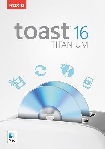 Toast 16 Titanium [Téléchargement]