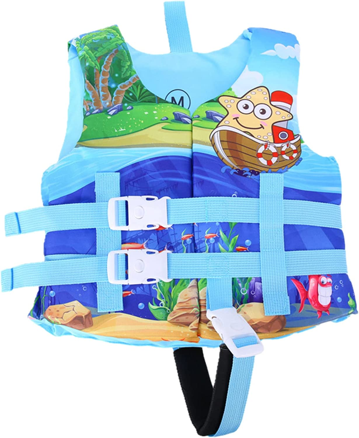 2021 Kids online shopping Swim Vest Jackets Cartoon Baby Pool Aid Printed 2021 autumn and winter new