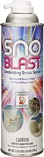 Design Master 840 Snow Blast Spray, White